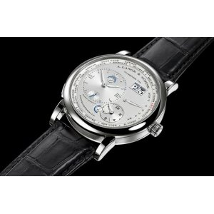 A. Lange & Sohne [NEW] Lange 1 Time Zone 41.9mm Mens Watch 116.039 (Retail:EUR46400)