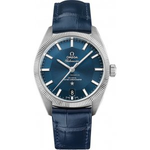 OMEGA [NEW] 39mm CONSTELLATION GLOBEMASTER 130.33.39.21.03.001 (Retail:HK$55,800)