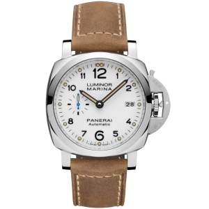 Panerai [NEW] Luminor Marina 1950 3 Days Automatic Acciaio 42mm PAM 1523 (Retail:HK$56,300)