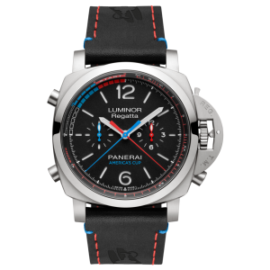 Panerai [NEW][LIMITED 200] PAM 726 Luminor 1950 Regatta Oracle Team USA 3 Days Chrono Flyback Automatic Titanio 47mm (Retail:HK$130,400)
