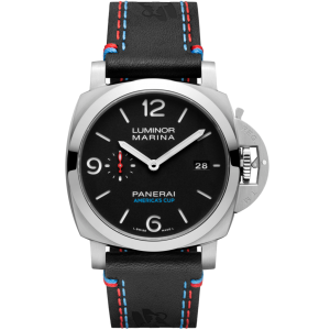 PANERAI [NEW][LIMITED 300] PAM 727 LUMINOR MARINA 1950 AMERICA'S CUP 3 DAYS AUTOMATIC ACCIAIO 44mm (Retail:HK$58,800)