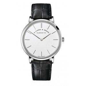 A. Lange & Söhne [NEW] Saxonia Thin Manual Wind 40mm Mens Watch 211.027 (Retail:EUR21000)