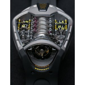 Hublot [NEW] Masterpiece 05 - LaFerrari 905.NX.0001.RX LTD 50 PCs (Retail:US$345,000)