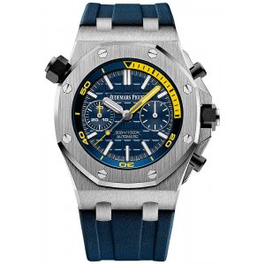 Audemars Piguet [NEW] Royal Oak Offshore Diver Chronograph 26703ST.OO.A027CA.01 (Retail:HK$219,000)