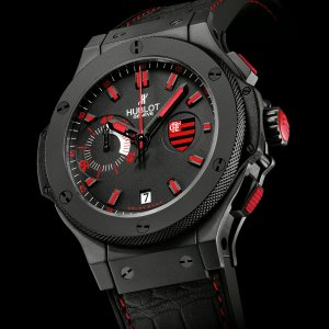 HUBLOT[全新] 318.CI.1123.GR.FLM11 BIG BANG FLAMENGO BANG (Retail:CHF$15,900)