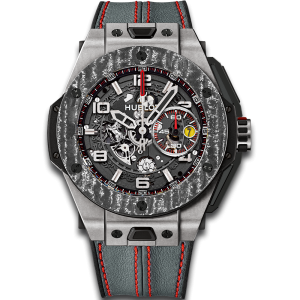 Hublot [NEW] Big Bang UNICO Ferrari Carbon 45mm 401.nj.0123.vr (Retail:US$262,000)