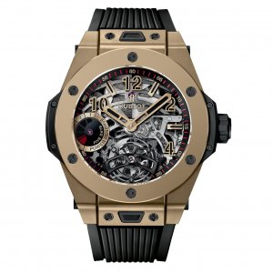 Hublot [全新][限量] 405.MX.0138.RX Big Bang Tourbillon Power Reserve 5 Days (Retail:CHF$95,000)