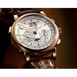 A. Lange & Sohne [NEW][SP] Datograph Perpetual 410.032E (Retail:EUR 120.000)