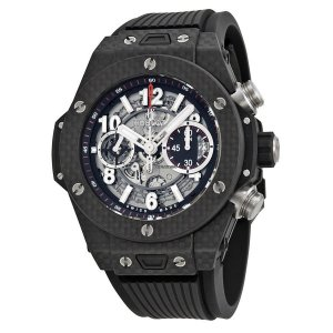 HUBLOT [NEW+SPECIAL OFFER] BIG BANG UNICO BLACK MAGIC 411.CI.1170.RX