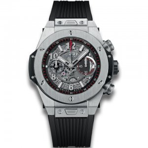 HUBLOT [NEW] Big Bang Unico Titanium Automatic Skeletal Dial 411.NX.1170.RX