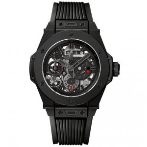 Hublot [NEW][LIMITED 500][全新限量500支] Big Bang Meca-10 All-Black 414.CI.1110.RX (Retail:US$22,000)