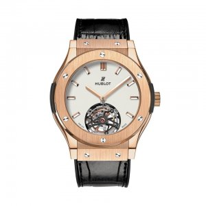 Hublot [NEW] Classic Fusion Tourbillon 45mm 505.ox.2610.lr (Retail:EUR 84000)