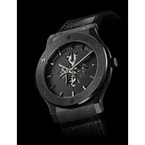 HUBLOT [NEW][LIMITED 250 PIECE] Classic Fusion Shawn Carter 515.CM.1040.LR.SHC13 (Retail:EUR 16.500)
