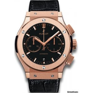 Hublot [NEW] Classic Fusion Chronograph 45mm 521.ox.1181.lr (Retail:EUR 30400)