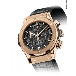 Hublot [NEW] Classic Fusion Aerofusion Chronograph 45mm 525.ox.0180.lr