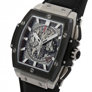 Hublot [NEW] Spirit of Big Bang Titanium Ceramic 601.NM.0173.LR (Retail:EUR 22700)
