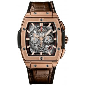 Hublot [NEW] Spirit Of Big Bang Chronograph 45mm 601.ox.0183.lr (Retail:CHF 40,900)