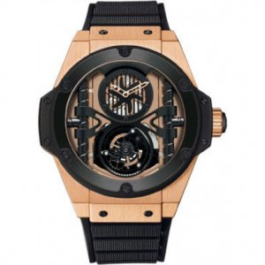 HUBLOT [全新] 705.OM.0007.RX KING GOLD CERAMIC (Retail:CHF$178,000)