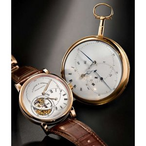 A. Lange & Sohne [NEW][LIMITED 200] Richard Lange Tourbillon Pour le Merite 760.032F (Retail:EUR 203.900)
