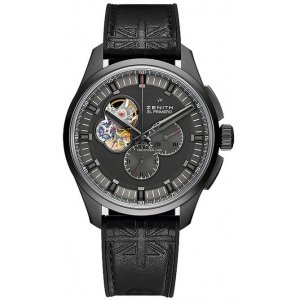 Zenith [NEW][LIMITED EDITION 1000 PIECE][全新限量1000支] El Primero Chronomaster 1969 Mens Rolling Stones 96.2260.4061/21.r575 (Retail:EUR 12.900)