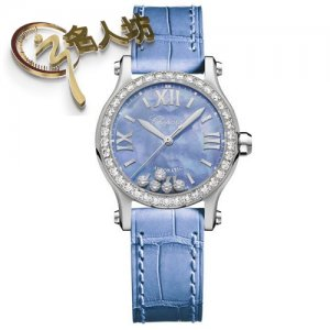 CHOPARD [2019 NEW MODEL] HAPPY SPORT MINI AUTOMATIC 30MM LADIES 278573-3010