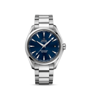 OMEGA [NEW] AQUA TERRA 150 M OMEGA MASTER CO-AXIAL 41.5mm 231.10.42.21.03.003 (Retail:HK$46,800)