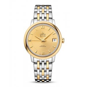 Omega [NEW] De Ville Prestige Co-Axial 36.8mm 424.20.37.20.08.001 (Retail:HK$52,900)