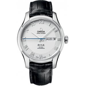 Omega [NEW] De Ville Annual Calendar Men's Watch 431.13.41.22.02.001 (Retail:HK$75,800)