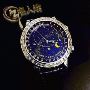 Patek Philippe [NEW] Collectable Celestial Grand Complications White Gold 6104G