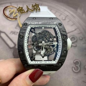 Richard Mille [2016 USED][LIMITED 88 PIECE] RM 055 White Legend