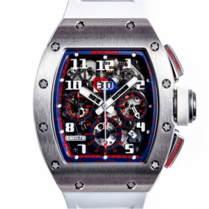 Richard Mille [NEW][LIMITED 50] RM 011 Flyback Chronograph Korea Limited Ed 50 Pieces (Retail:HK$1,290,000) - SOLD!!