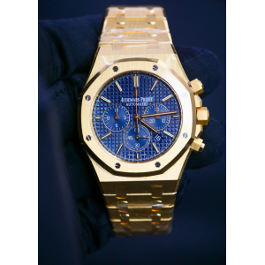 Audemars Piguet [NEW] Royal Oak Chronograph 26320BA.OO.1220BA.02