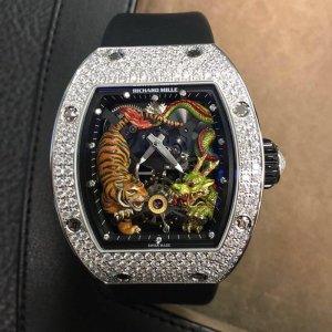 Richard Mille [NEW][LIMITED 20] RM 51-01 Tourbillon Tiger And Dragon Michelle Yeoh