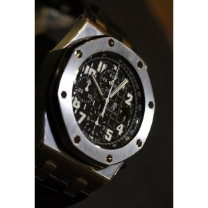 愛彼 (Audemars Piguet) [NEW] Royal Oak Offshore Chronograph 26170ST.OO.D101CR.03 (Retail:HK$204,000) - SOLD!!