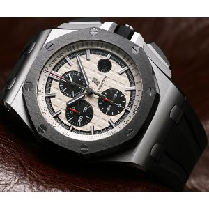 Audemars Piguet [NEW] Royal Oak Offshore Chronograph 26400SO (Retail:HK$262,000) - SOLD!!