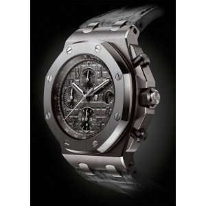 Audemars Piguet [NEW] Royal Oak Offshore Chronograph 42MM Grey 26470ST (Retail:HK$204,000)