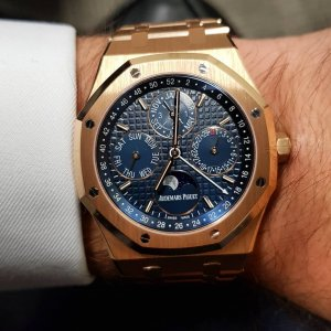 Audemars Piguet [NEW] Royal Oak Perpetual Calendar 26574OR.OO.1220OR.02
