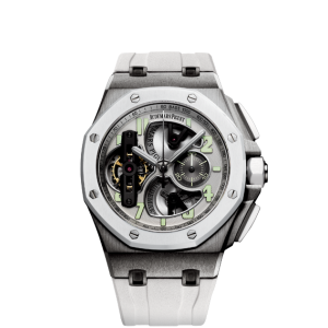 Audemars Piguet [NEW] Royal Oak Tourbillon Chrono 26387IO.OO.D010CA.01 (Retail:US$288,000)