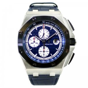 Audemars Piguet [NEW] Royal Oak Offshore Chrono Platinum 26401PO.OO.A018CR.01 (Retail:HK$547,000)