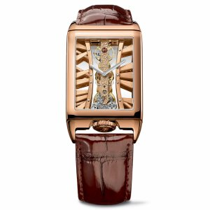 CORUM [NEW] Golden Bridge Rectangle 113.050.55/0F02 MX55R