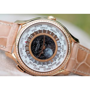 百達翡麗 (Patek Philippe) [NEW & LIMITED] 175TH COLLECTION ROSE GOLD LTD 7175R WATCH - SOLD!!