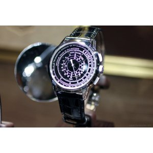百達翡麗 (Patek Philippe) [NEW+RARE]175th Anniversary Collection Multi-Scale 5975P-001 (Retail:HK$662,000) - SOLD!!