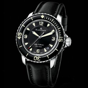 Blancpain [NEW] Fifty Fathoms 5015-1130-52B (List Price:HK$121,000)