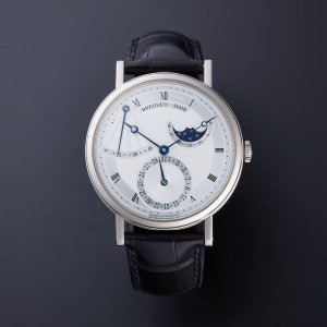 Breguet [NEW] Classique Power Reserve 7137BB/11/9V6 (Retail:HK$288,400)