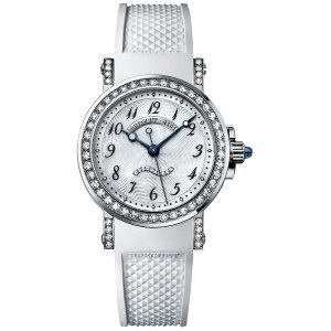 Breguet [NEW] Marine Automatic White Gold Ladies Watch 8818bb/59/564.dd00