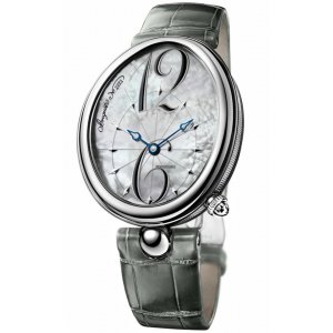 Breguet [NEW] Reine de Naples Automatic Oversized Ladies 8967st/58/986
