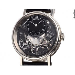 Breguet [NEW] Tradition 7057BB/G9/9W6 White Gold