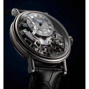 Breguet [NEW] Tradition 7097 7097BB/G1/9WU White Gold (Retail:CHF$33,100)