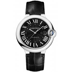Cartier [NEW] Ballon Bleu Black Dial WSBB0003 (List Price HK$46,900)