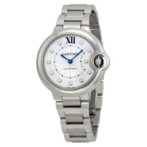 Cartier [NEW] BALLON BLEU DE CARTIER 33mm WE902074 (LIST PRICE: HK$55,500)